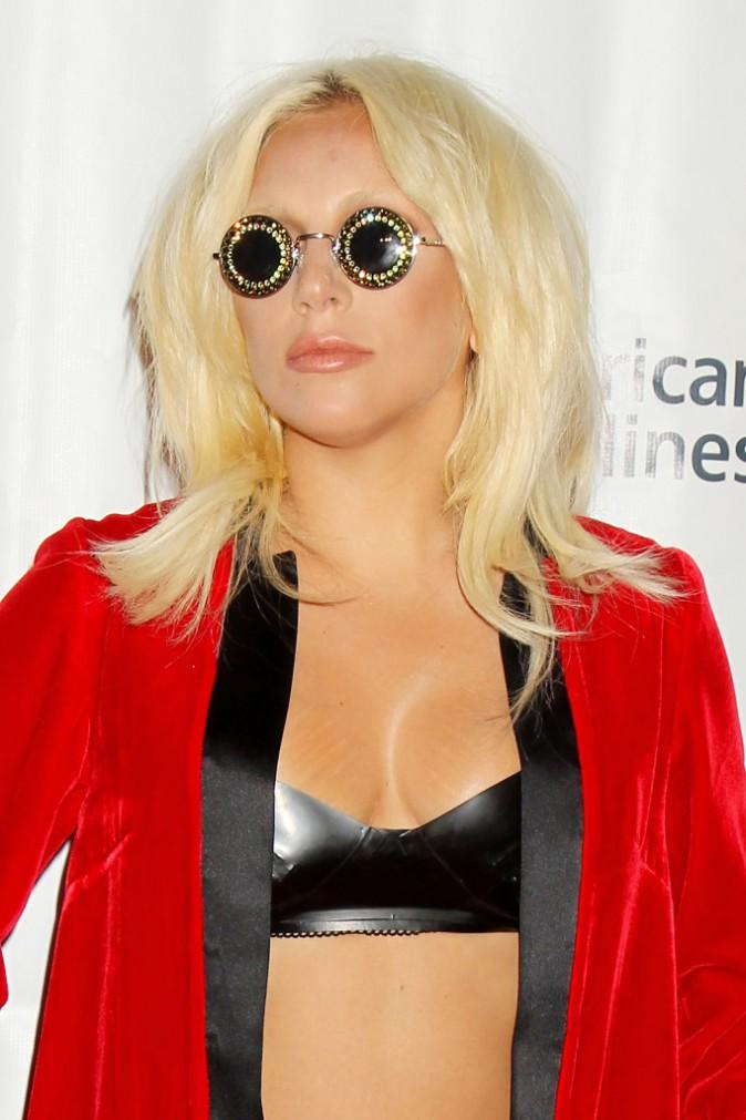 Lady Gaga le 18 juin 2015