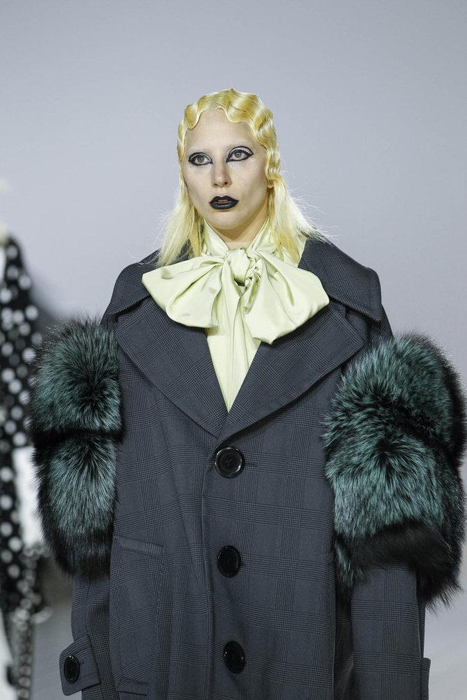 Photos : Lady Gaga se la joue mannequin !