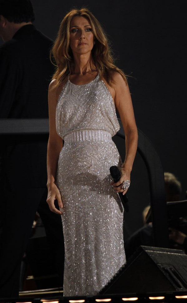 8- Céline Dion avec 19 millions de dollars !