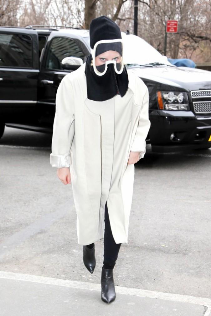Photos : Lady Gaga : toujours fidèle à elle-même, la Mother Monster continue son grand n'importe quoi !