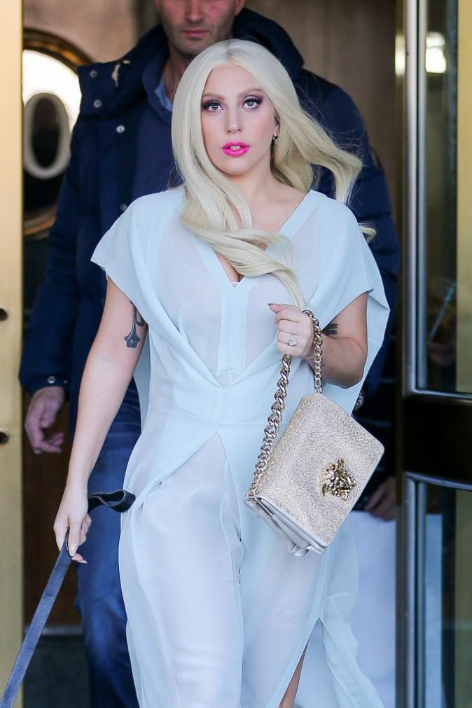 Lady Gaga le 1er mars 2015