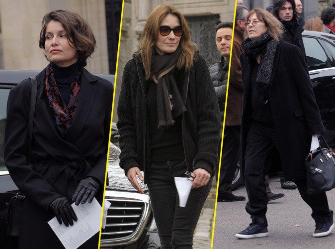 Photos : Laetitia Casta, Carla Bruni, Jane Birkin... les people rendent tous hommage à Luc Bondy