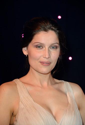 Laetitia Casta à Paris le 31 mars 2014