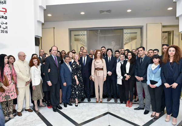 "Photos : Lalla Salma, ""symbole d'un Maroc ouvert"" !"