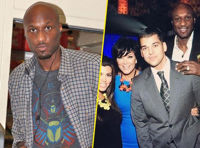 Lamar Odom : sur le chemin de la guérison, il peut compter sur les Kardashian !