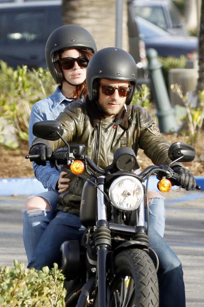 Lana Del Rey et Francesco Carrozzini le 18 janvier 2015