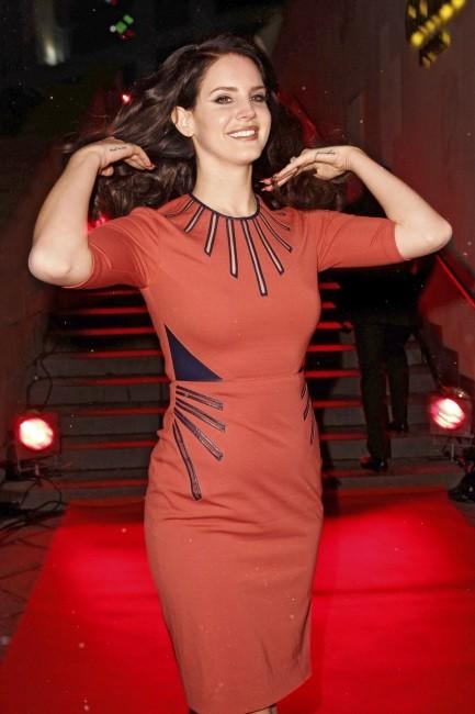 Lana Del Rey le 20 mars 2013 à Berlin