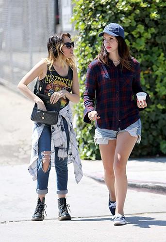 Lana Del Rey à Los Angeles le 21 août 2013