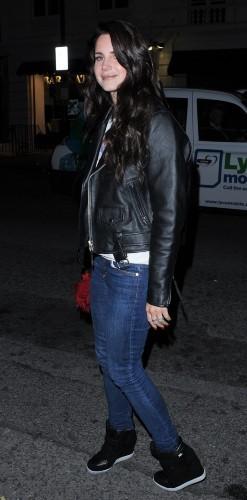 Lana Del Rey, Londres, 25 septembre 2012.