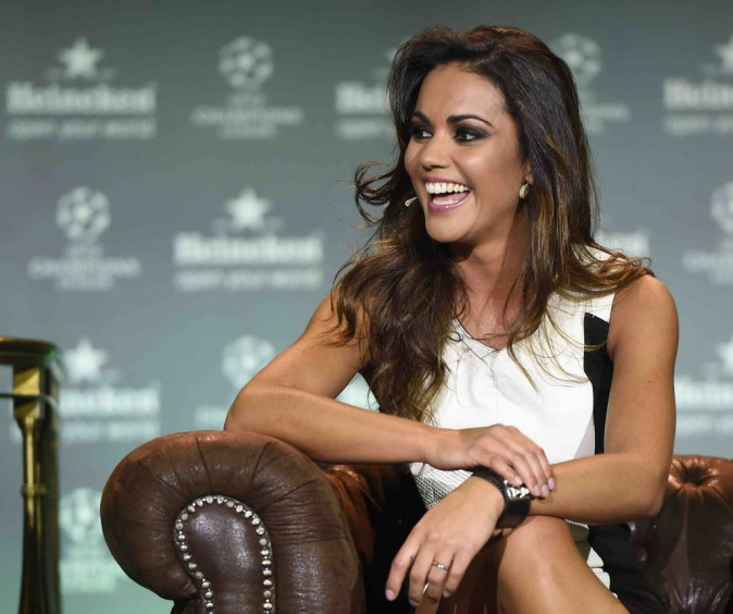 Lara Alvarez : la bombe de Fernando Alonso est raide dingue de lui !