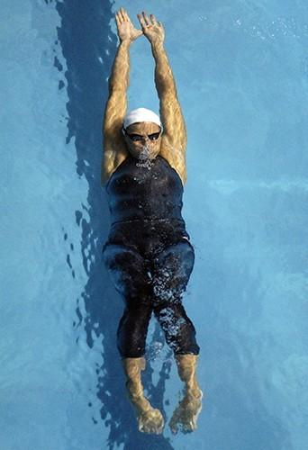 2007 : Championnats du monde de natation de Melbourne. Laure remporte 5 médailles dont 2 d'or !