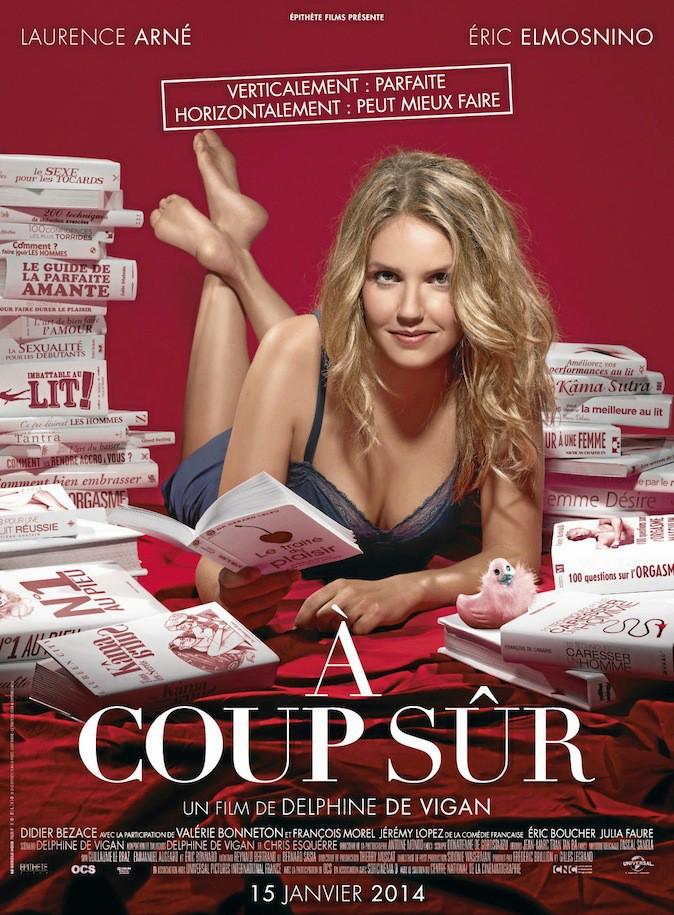 Laurence Arné, la Cameron Diaz française à l'affiche de A coup sûr !