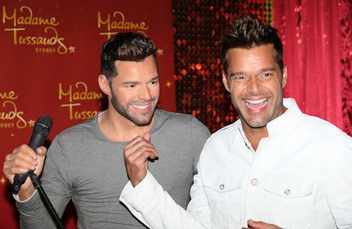 Photos : le double de Ricky Martin, plus vrai que nature ?