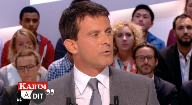 Manuel Valls, l'invité politique !