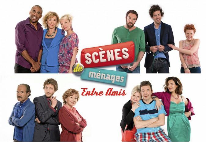 Scènes de ménages sur M6