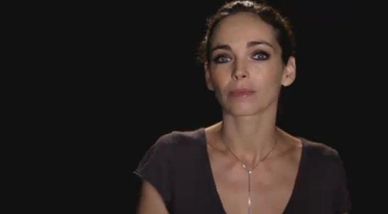Claire Keim dans le nouveau clip des Enfoirés