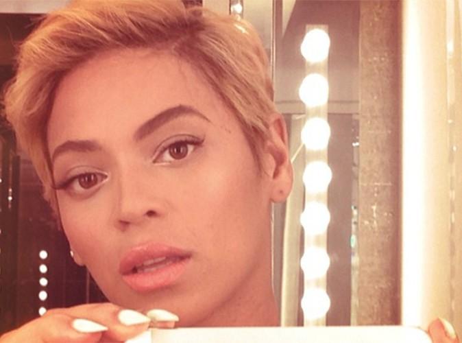 Le selfie qui annonce une transformation façon Beyoncé !