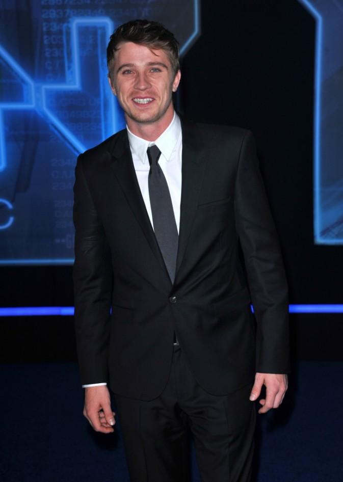 Le beau Garrett Hedlund !