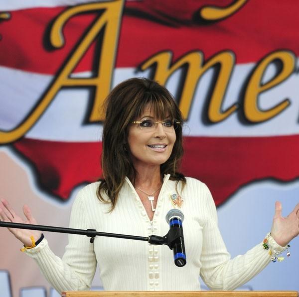 10- Sarah Palin