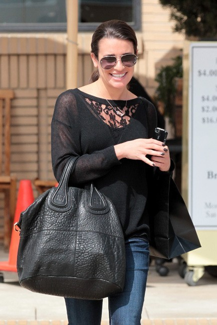 Lea Michele le 19 mars 2013 à Los Angeles