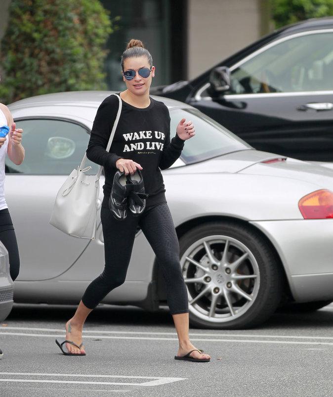 Photos : Lea Michele avoue être complètement obsédée par Beyoncé et Jay-Z !