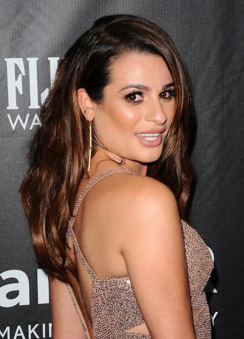 Photos : Lea Michele : étincelante au gala de l'AmfAR 2014 !