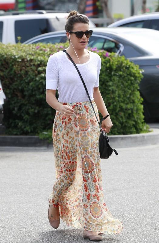 Lea MIchele, Los Angeles, 17 mai 2013