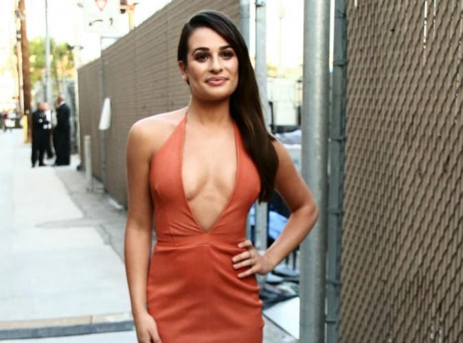 Lea Michele : sexy lady pour la promotion de sa nouvelle série !