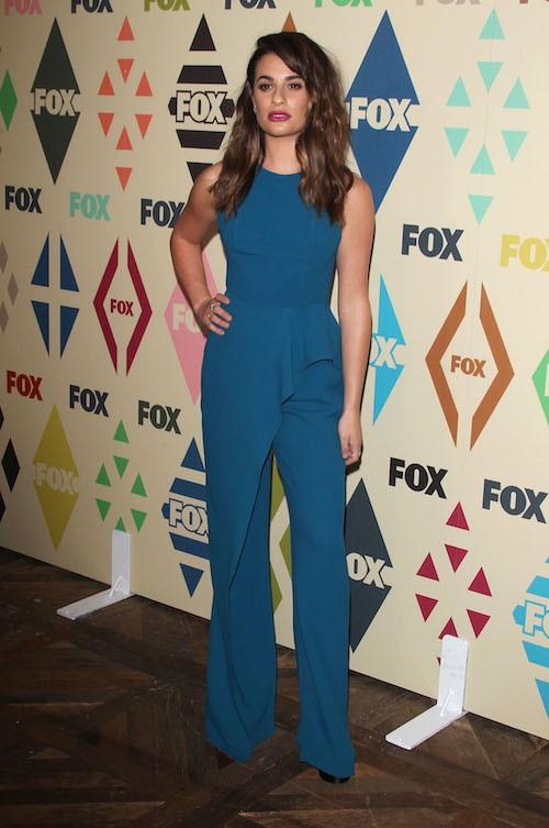 Photos : Lea Michele VS Nikki Reed : duel de brunes en bleu sur red carpet !