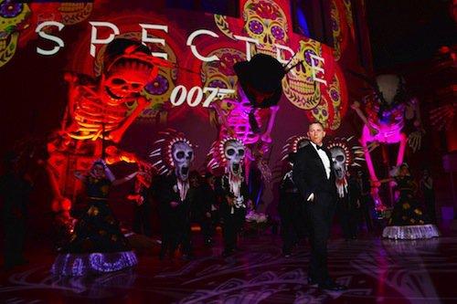 Daniel Craig à l'after-show de Spectre à Londres, le 26 octobre 2015 !