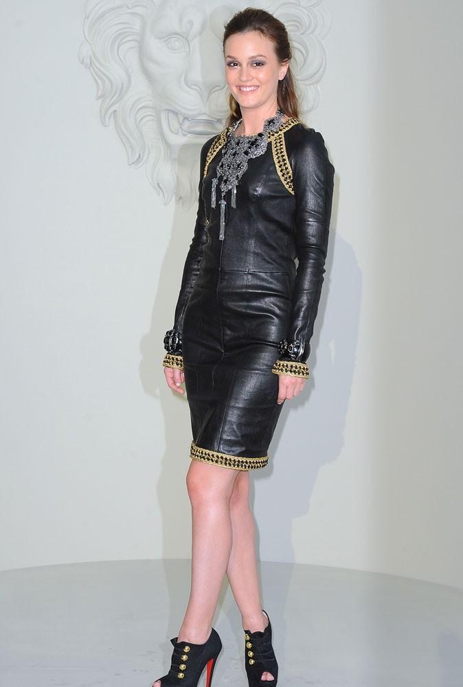 Photos : Leighton Meester en 2010