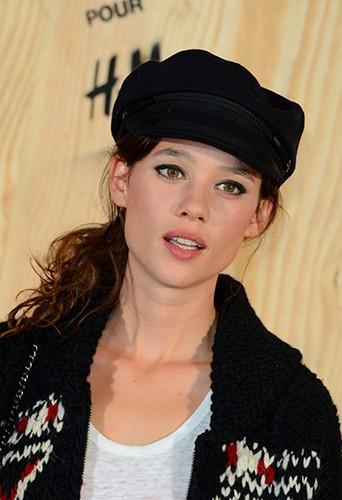 Astrid Bergès-Frisbey à Paris le 24 octobre 2013