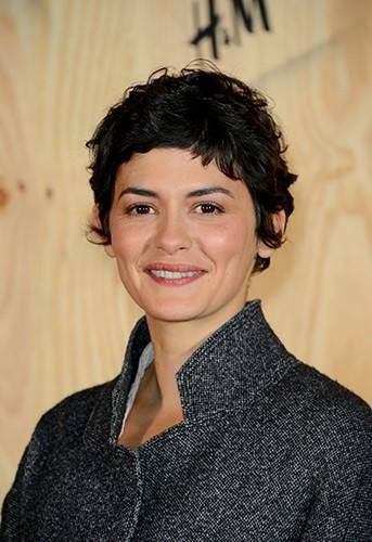 Audrey Tautou à Paris le 24 octobre 2013