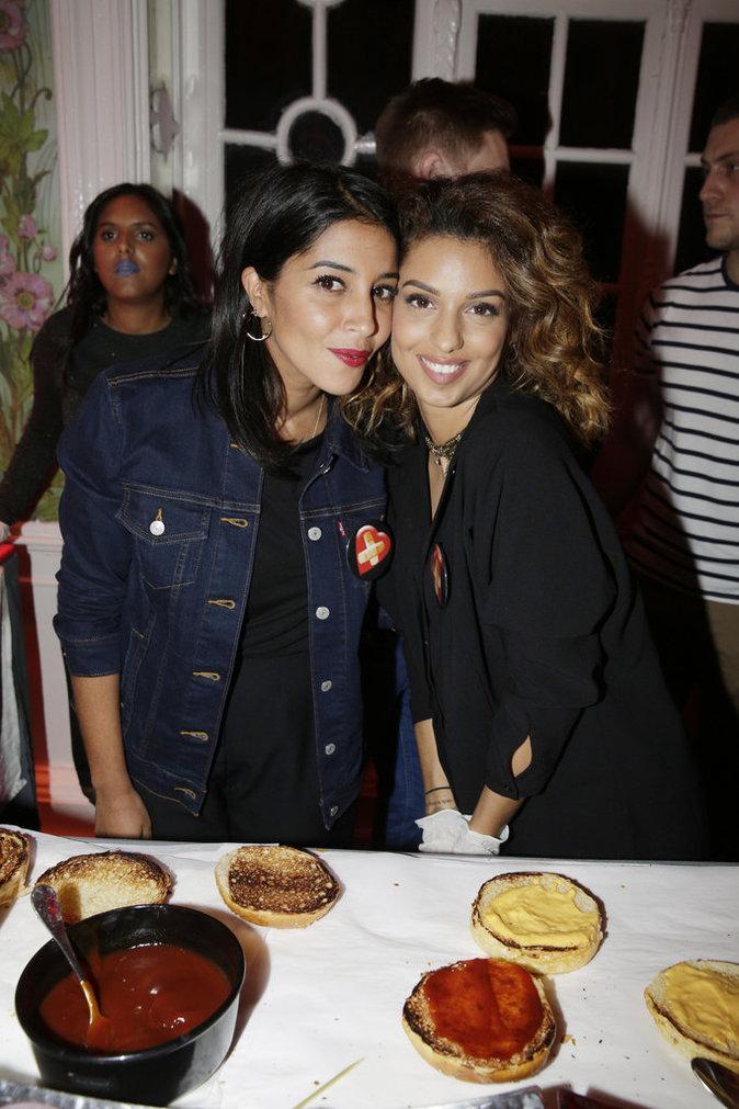 Leila Bekhti et Tal