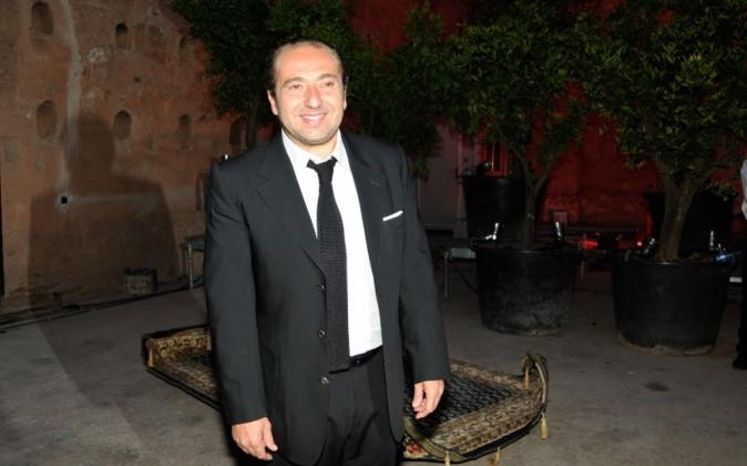 Patrick Timsit lors du Festival Marrakech du rire, à Marrakech le 11 juin 2011.