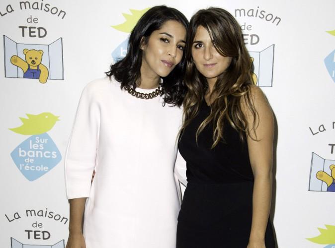 Leïla Bekhti : marraine stylée en Victoria Beckham, elle fait le plein de stars pour son association !