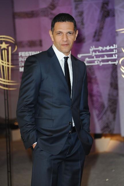 Rochdy Zem lors du Festival International du Film de Marrakech, le 4 décembre 2011.