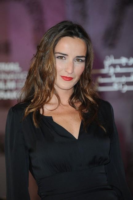 Salomé Stévenin lors du Festival International du Film de Marrakech, le 4 décembre 2011.