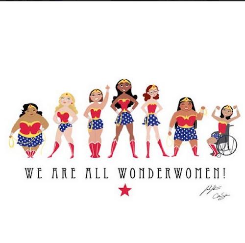 La photo de Leila Ben Khalifa pour la journée de la femme