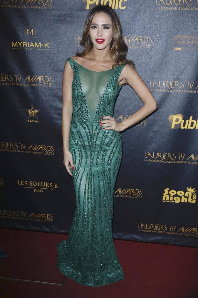 La robe de Leila Ben Khalifa est sublime !