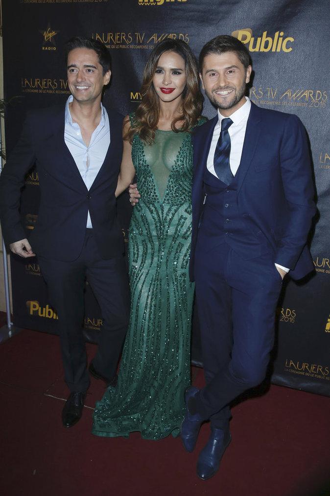 Leila Ben Khalifa a passé la soirée avec Christophe Beaugrand !