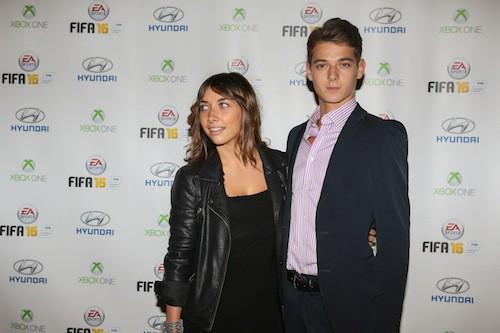 Photos : Léonard Trierweiler officialise avec sa jolie Julie !