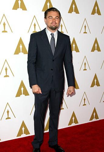 Leonardo DiCaprio à Los Angeles le 10 février 2014