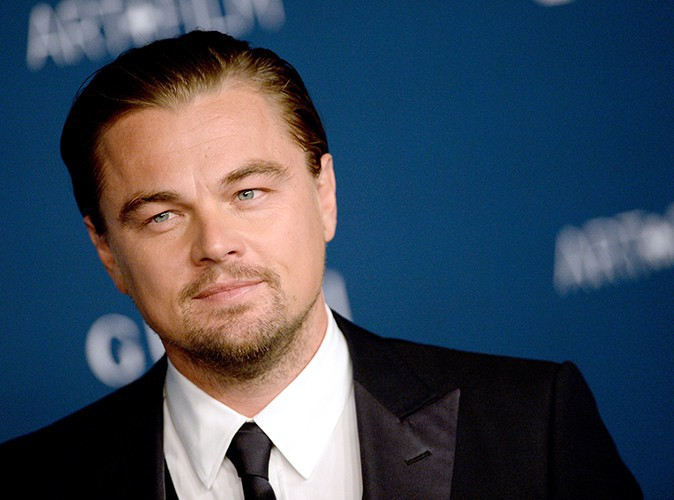 Leonardo DiCaprio à Los Angeles le 2 novembre 2013