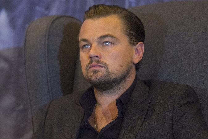 Leonardo Dicaprio : Charmant et décontracté à Mexico