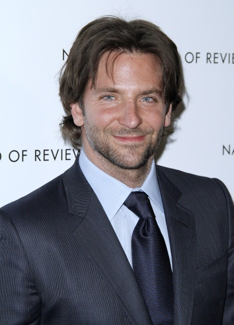 Bradley Cooper le 8 janvier 2013 à New York