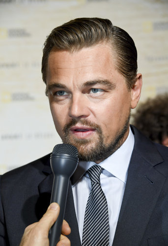 Photos : Léonardo DiCaprio fait sensation à Paris !