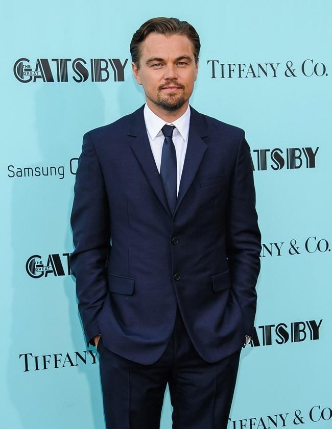 Leonardo DiCaprio le 1er mai 2013 à New York
