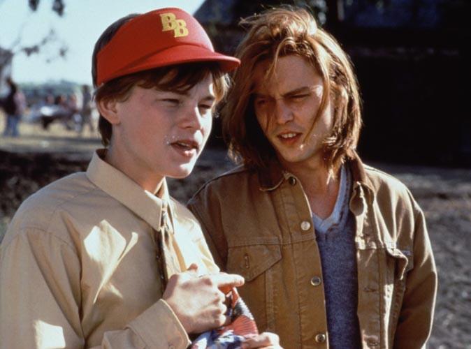 """Leonardo DiCaprio (aux côtés de Johnny Depp) nommé """"meilleur acteur dans un second rôle"""" pour Gilbert Grape en 1994 n'avait pas eu l'Oscar..."""