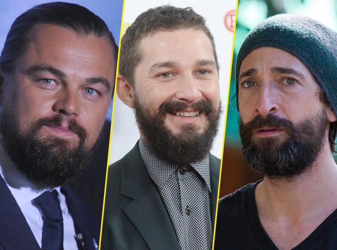 Leonardo DiCaprio, Shia LaBeouf, Adrien Brody... tous � poil pour l'hiver !